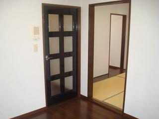 和室に続いています。