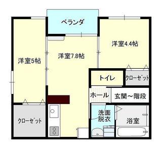 ディアコート向中野202.203(2LDK).JPG